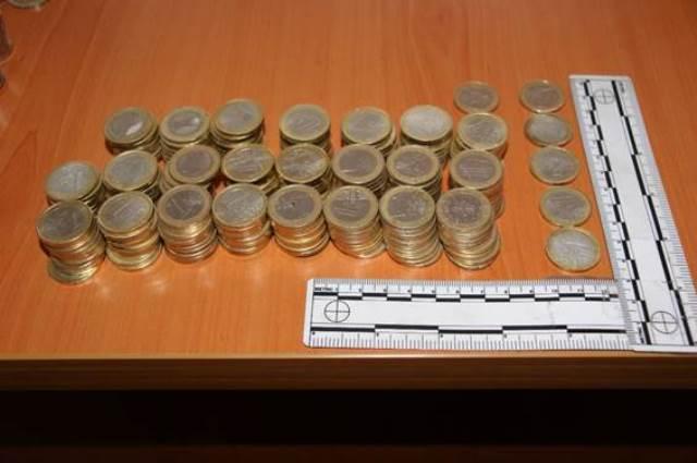 pristina-uhapsen-zbog-falsifikovanja-kovanica