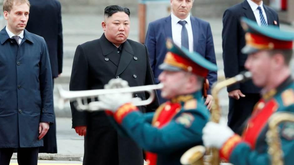 kim-dzong-un-stigao-u-vladivostok-na-prvi-samit-sa-putinom