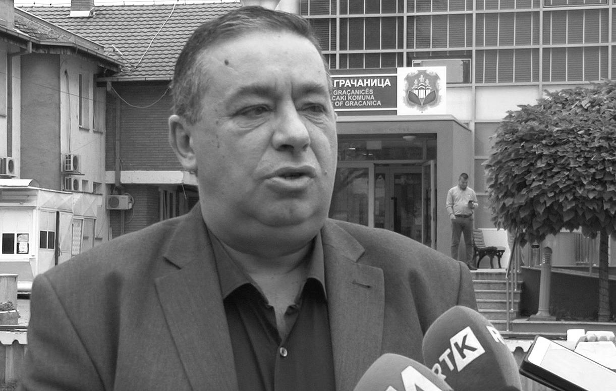 preminuo-prvi-predsednik-opstine-gracanica-bojan-stojanovic