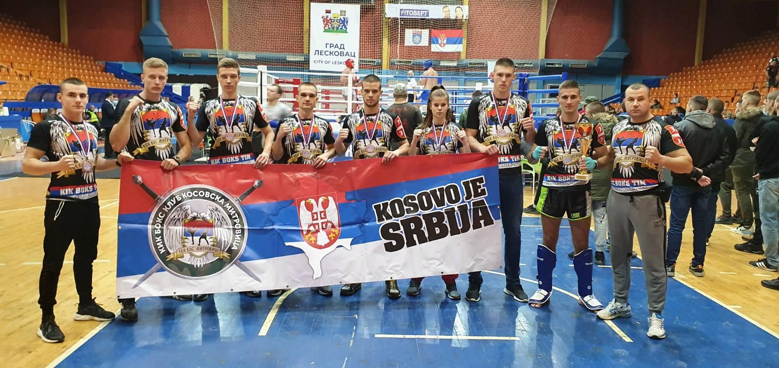 kik-boks-klub-kosovska-mitrovica-osvojio-sedam-medalja-i-pehar-za-najboljeg-takmicara