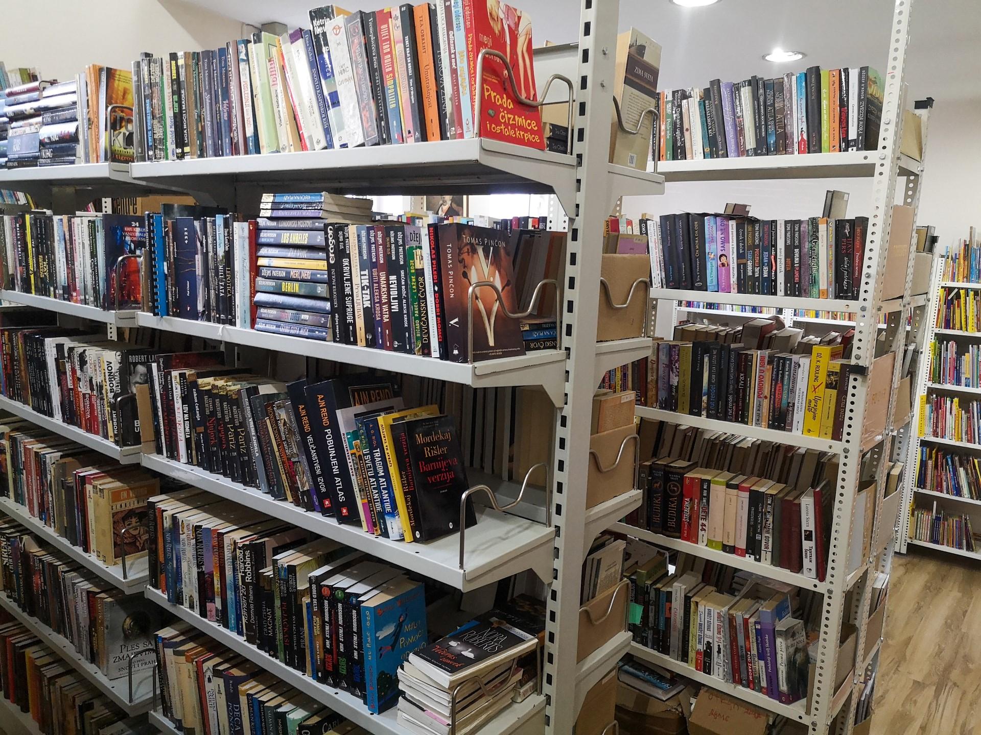 Bildergebnis für I u vrijeme pandemije Narodna biblioteka bilježi porast broja čitalaca