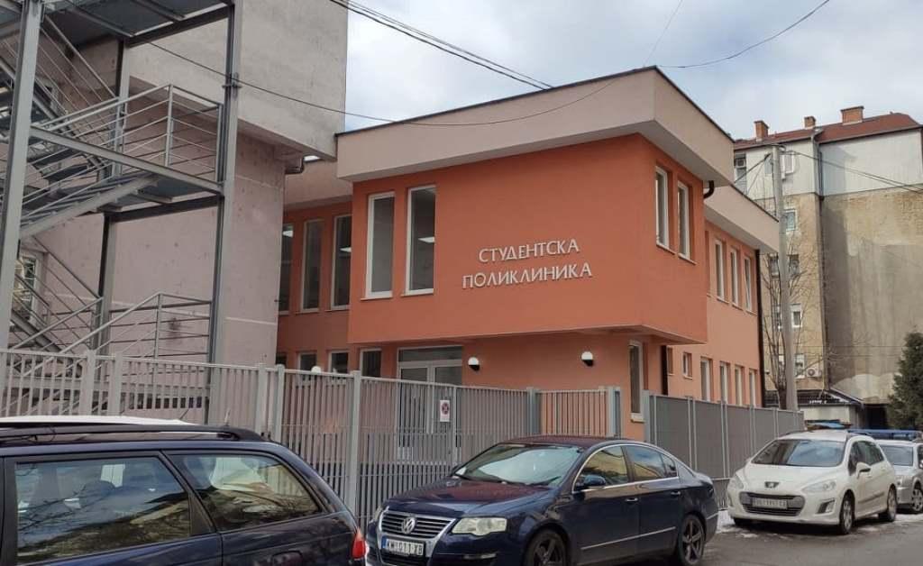 studentska-poliklinika-u-kosovskoj-mitrovici-i-u-vreme-pandemije-nesmetano-funkcionise