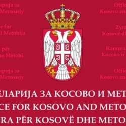 Kancelarija za KiM: Neodgovorna izjava Kurtija o promeni granica na Balkanu
