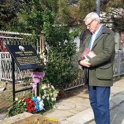 Karl Bilt i u poseti Kosovskoj Mitrovici