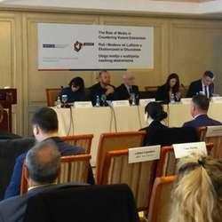 Presudna uloga medija u naporima za suzbijanje nasilnog ekstremizma