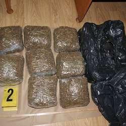 kisnica-zaplenjeno-preko-32-kg-narkotika-jedno-lice-uhapseno