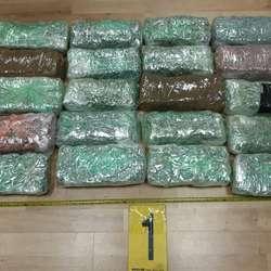 srbica-zaplenjeno-preko-10-kg-marihuane-pet-lica-uhapseno