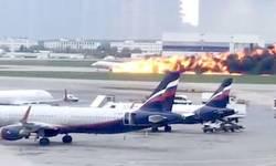 avion-u-plamenu-na-aerodromu-u-moskvi-ima-povredenih